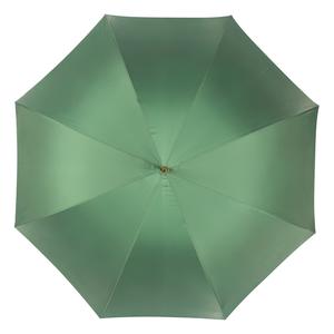 Зонт-трость Pasotti Verde Luminoso Sfera фото-4