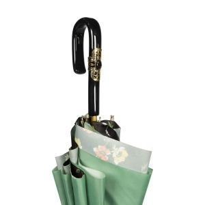 Зонт-трость Pasotti  Verde Milla Plastica Fiora фото-5