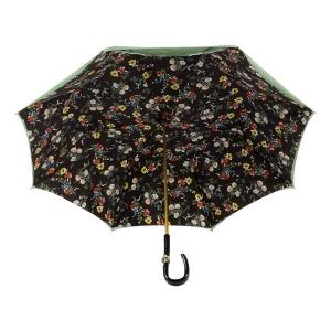 Зонт-трость Pasotti  Verde Milla Plastica Fiora фото-3