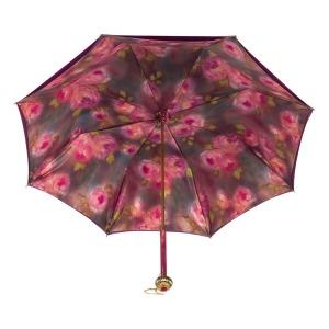 Зонт-трость Pasotti Viola Vivo Globe Fuxia фото-3
