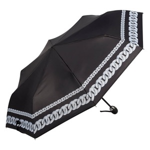 Зонт складной Baldinini 42-OC Catena Silver New фото-2