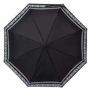 Зонт складной Baldinini 42-OC Catena Silver New фото-3