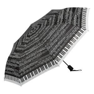Зонт Складной EMME M392-OC Love Piano Black фото-2