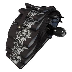Зонт складной Ferre 300-OC Design Nero New фото-4