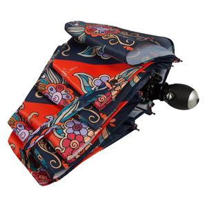 Зонт складной Ferre  302-OC Motivo Lilla фото-4