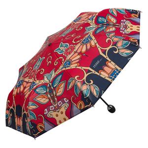 Зонт складной Ferre  302-OC Motivo Red фото-2