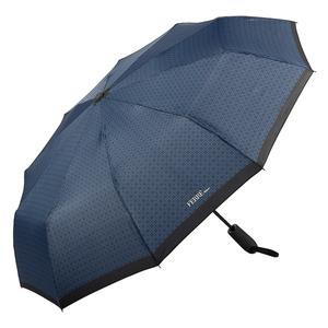 Зонт складной Ferre 577-OC Cells Blu фото-2