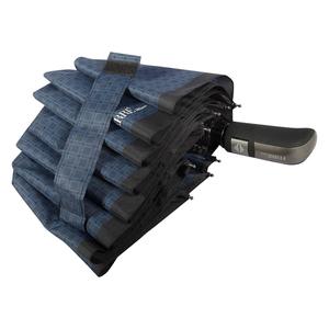 Зонт складной Ferre 577-OC Cells Blu фото-4
