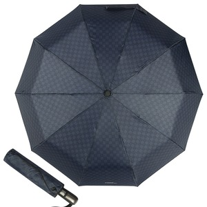 Зонт складной Ferre 577-OC Oxford Blu фото-1