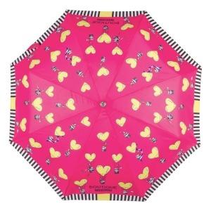 Зонт складной Moschino 7029-OCJ Olivia Balloons Fuxia фото-3