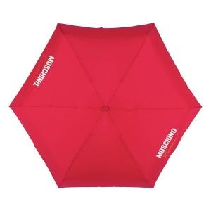 Зонт складной Moschino 8014-superminiC Couture! Red фото-3