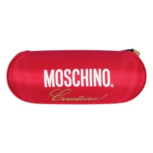 Зонт складной Moschino 8014-superminiC Couture! Red фото-6