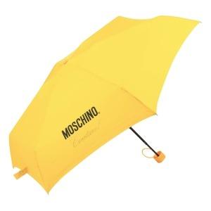 Зонт складной Moschino 8014-superminiU Couture! Yellow фото-2