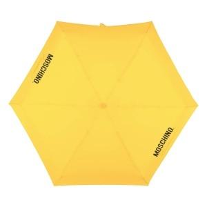 Зонт складной Moschino 8014-superminiU Couture! Yellow фото-3