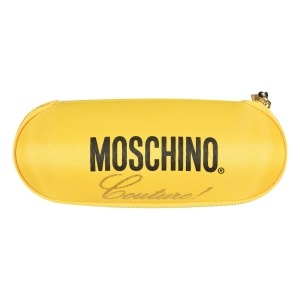 Зонт складной Moschino 8014-superminiU Couture! Yellow фото-6