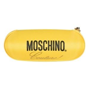 Зонт складной Moschino 8014-superminiU Couture! Yellow фото-6