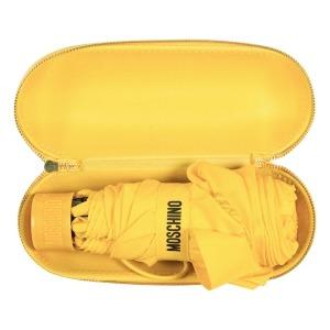 Зонт складной Moschino 8014-superminiU Couture! Yellow фото-5