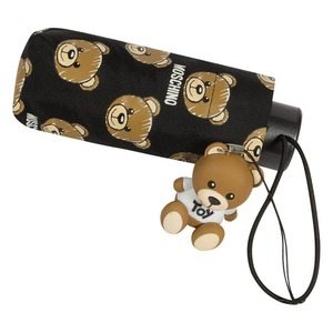 Зонт складной Moschino 8067-SuperminiA Brush Bear фото-4