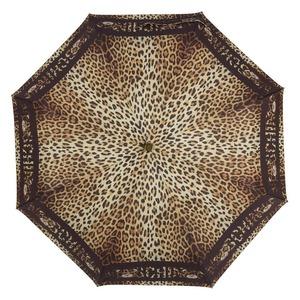Зонт складной Moschino 8138-OCA Leo Bear Black фото-3