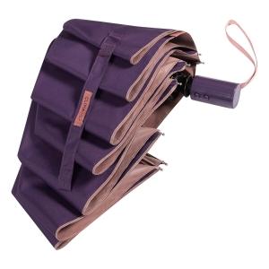 Зонт cкладной M&P C58091-OC Duo Purple фото-4
