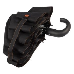 Зонт cкладной M&P С2761-OC Brille Black фото-4