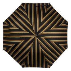 Зонт складной Pasotti Auto Chestnut Alfred Marrone фото-3