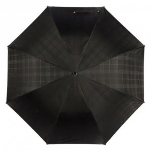 Зонт складной Pasotti Auto Fido Cell Black фото-3