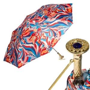 Зонт складной Pasotti Ma Lis Coral фото-1
