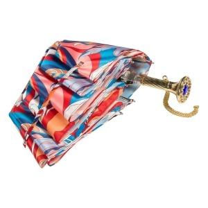Зонт складной Pasotti Ma Lis Coral фото-4