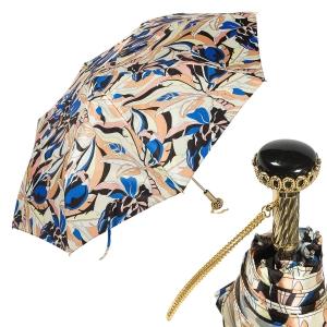 Зонт складной Pasotti Ma Lumino Bianko фото-1