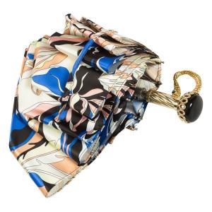 Зонт складной Pasotti Ma Lumino Bianko фото-4