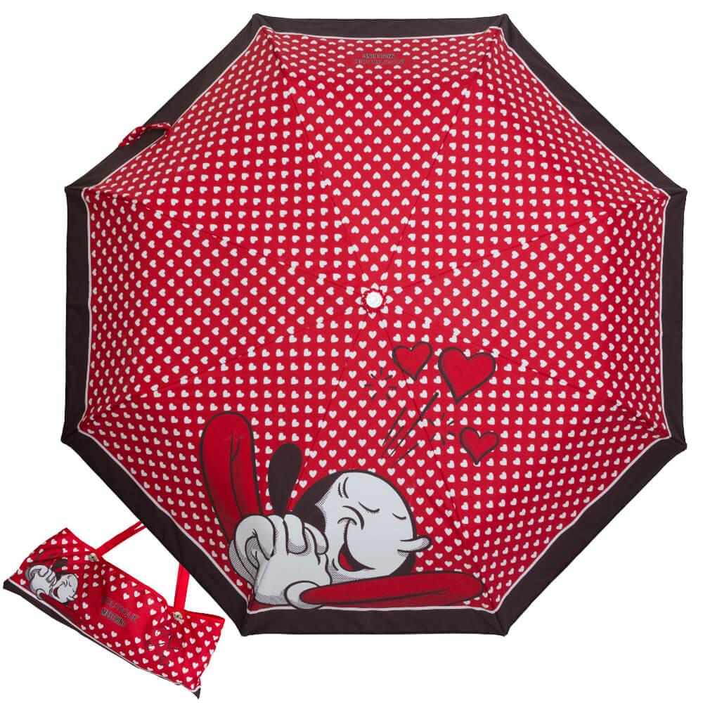 купить красный зонт в москве