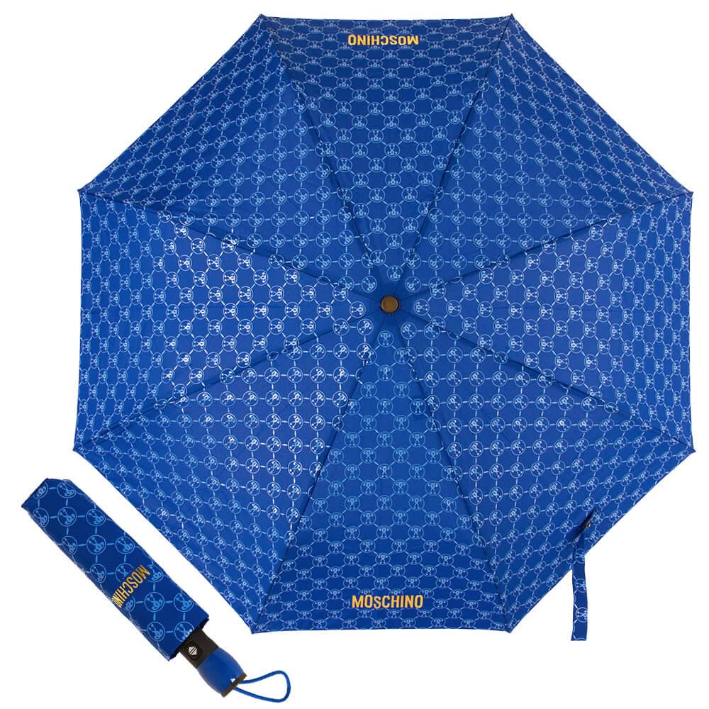 купить яркий женский зонт, москино