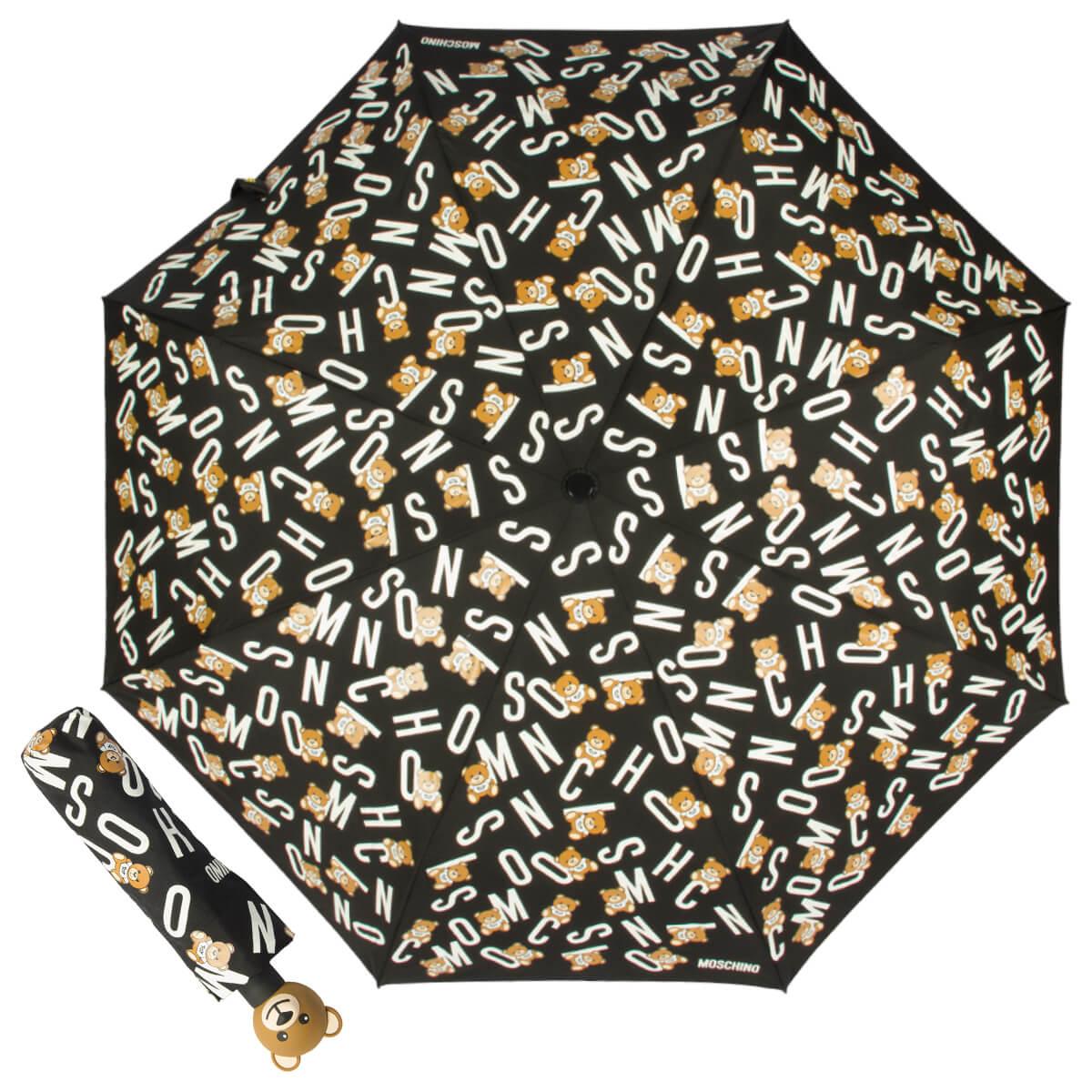 женский зонт москино, оригинальный стиьный