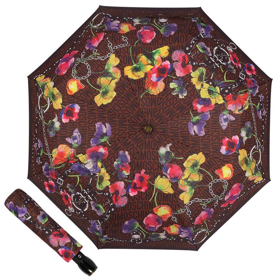 женский зонт с цветами, купить в москве